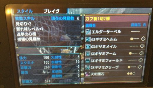 Became a Hunter Rank (HR) 10 ♪